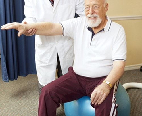 Seniors should consider exercise to help treat health conditions