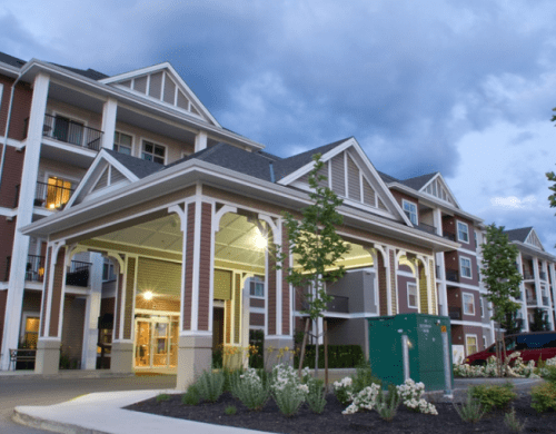 Modern Retirement Living in Vernon – Chartwell Carrington Place
