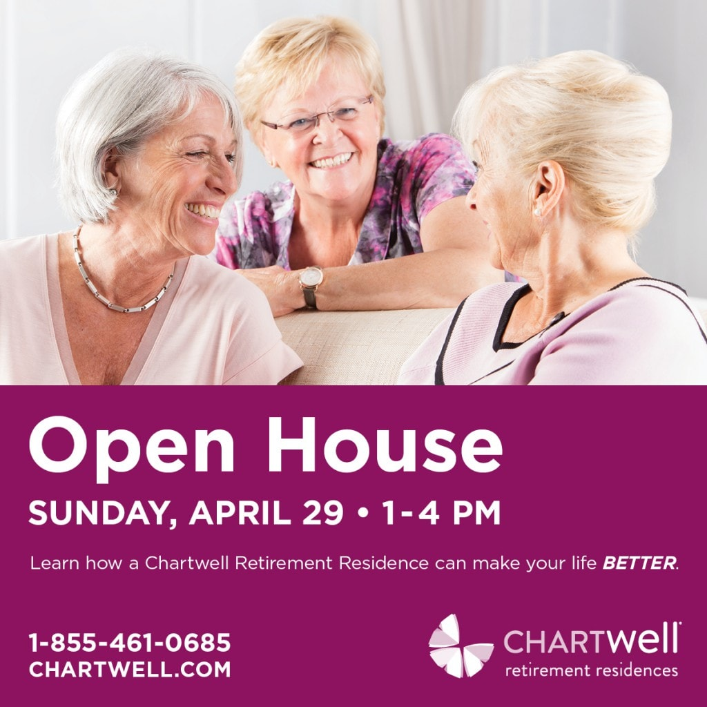 Join us for our National Open House on April 29!