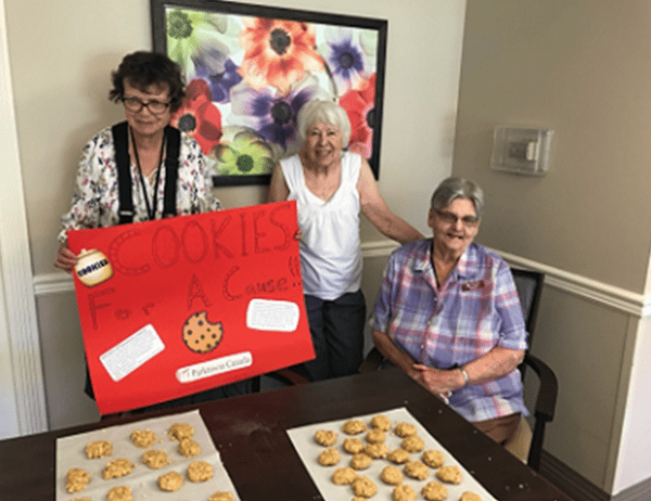 #MomentsThatMatter – Baking for a good cause