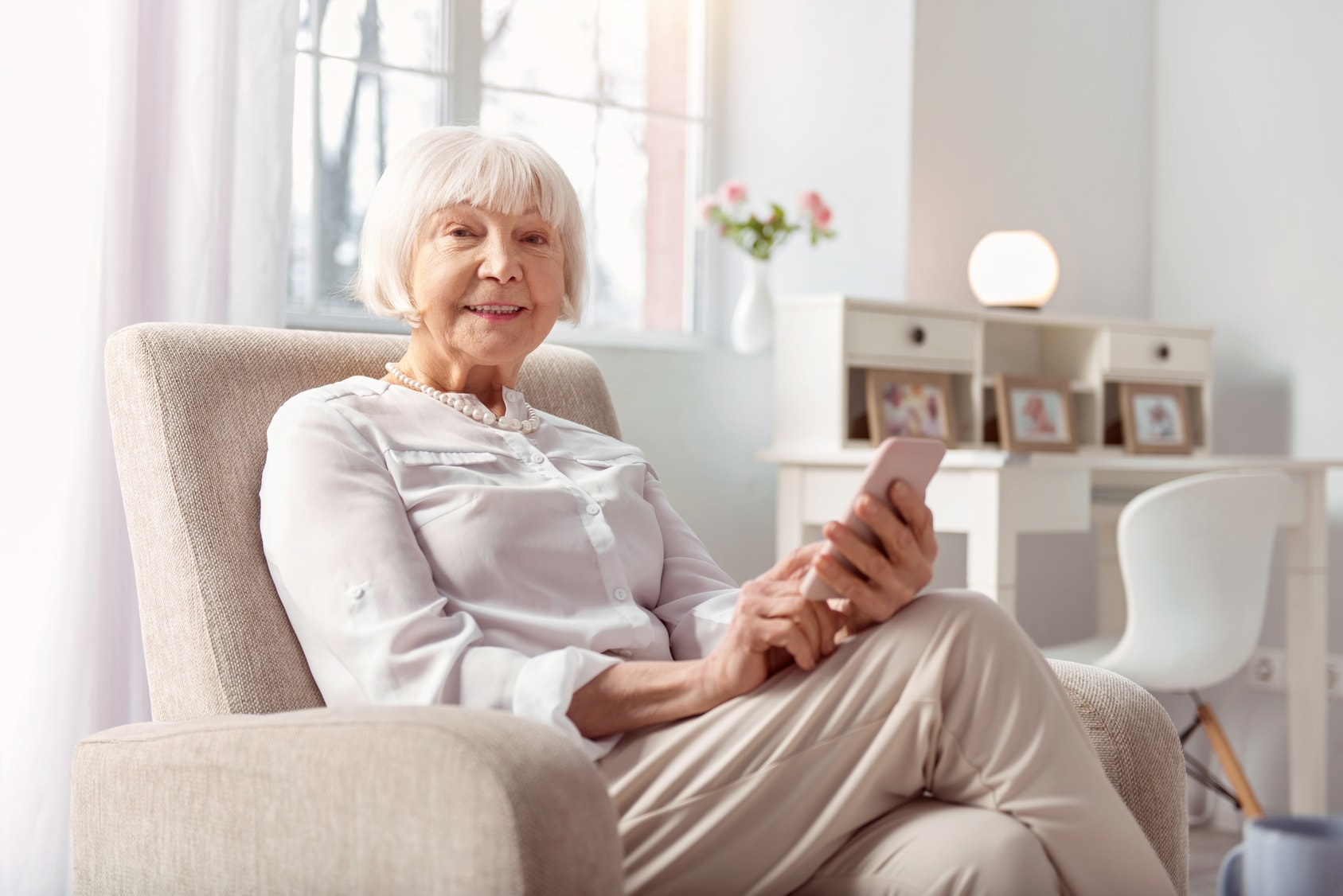 Seniors trending as fastest growing demographic on social media