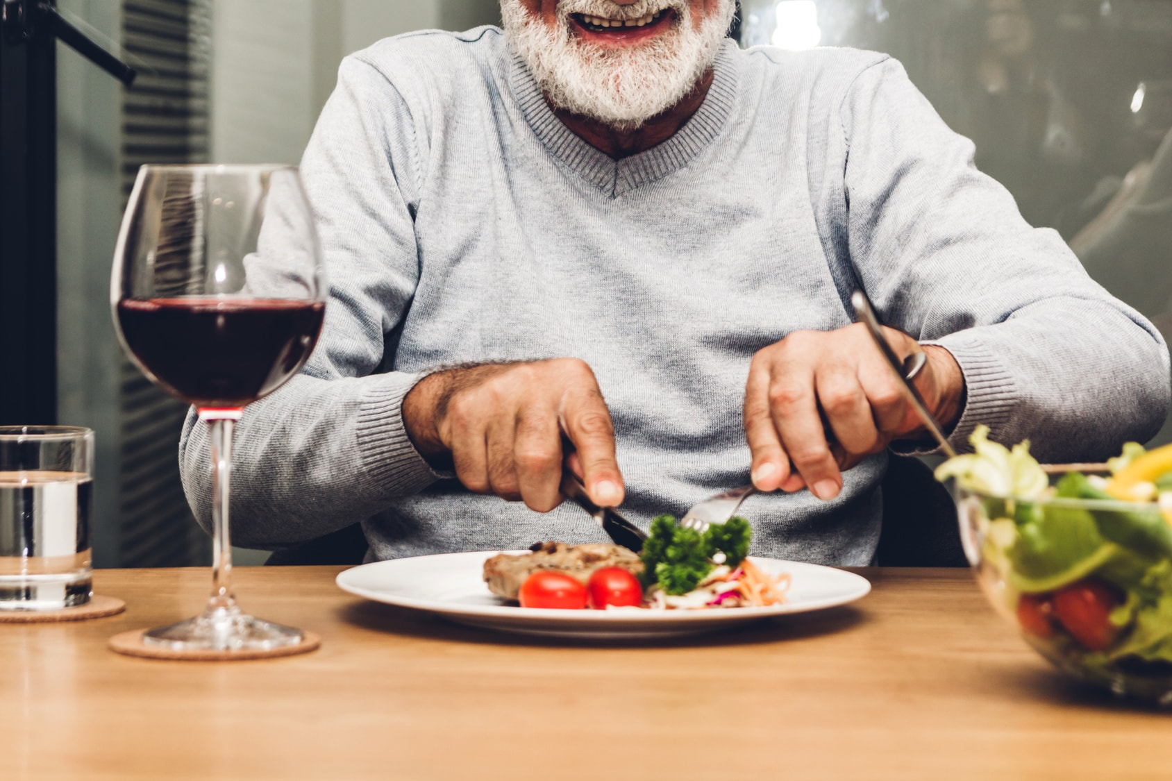 Canada's new Food Guide: 7 tips on healthy eating habits for seniors