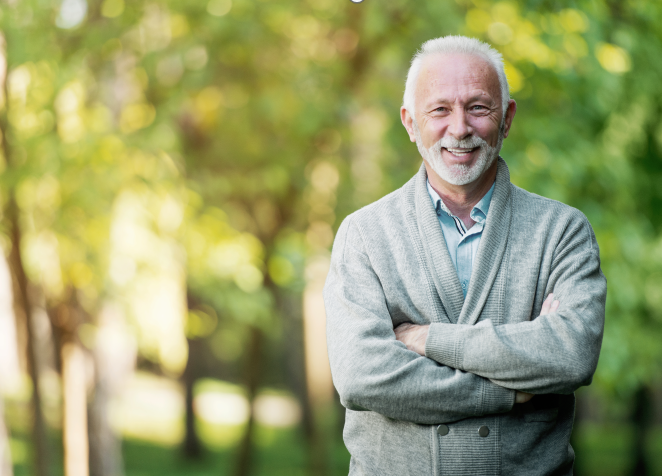 6 healthy aging tips for men