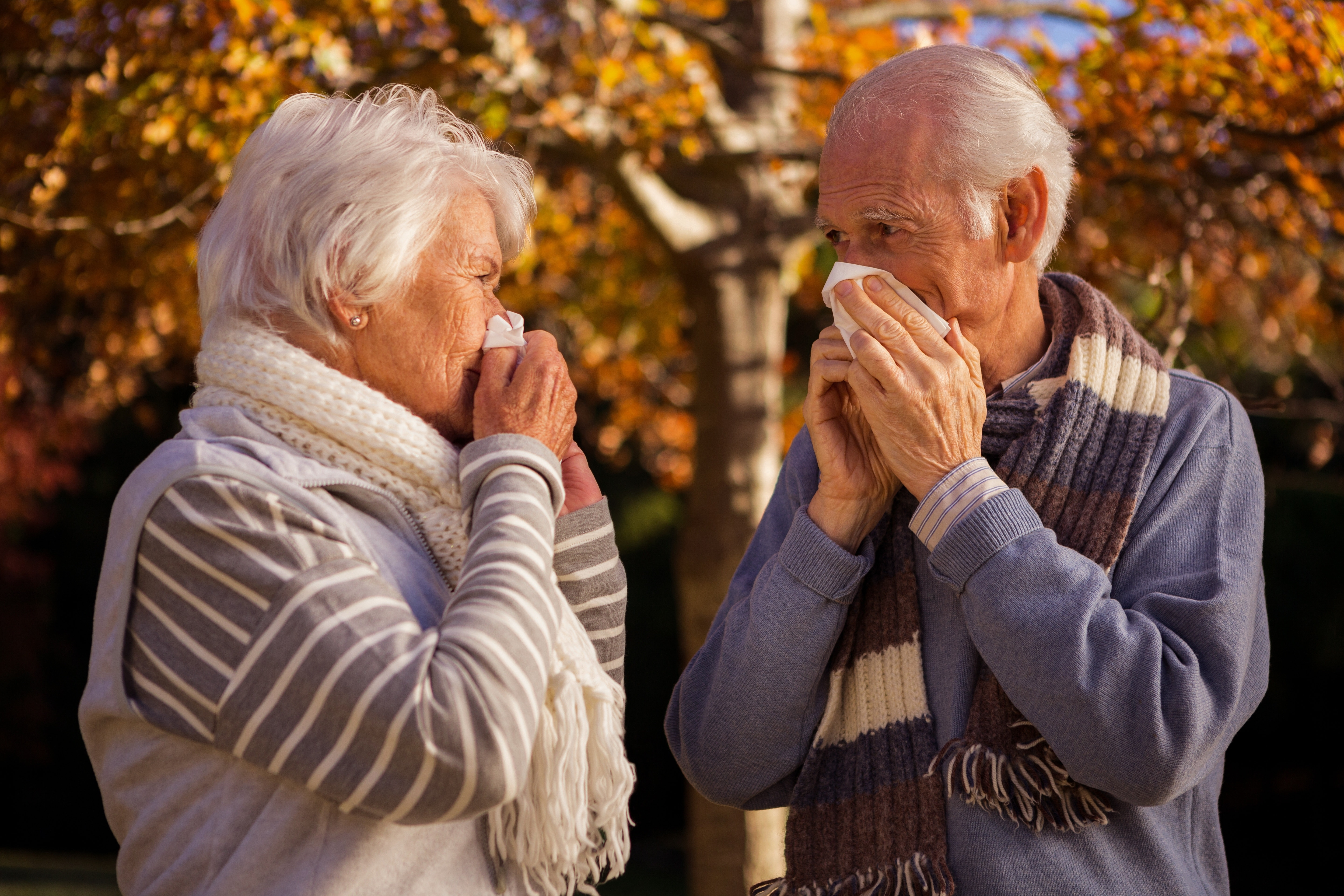 How to prevent the flu for seniors