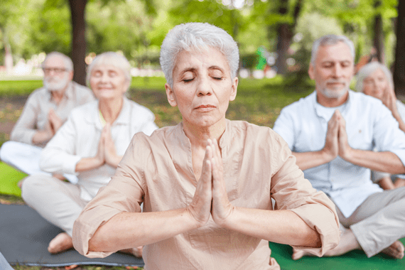 7 tips for older adults to ease anxiety