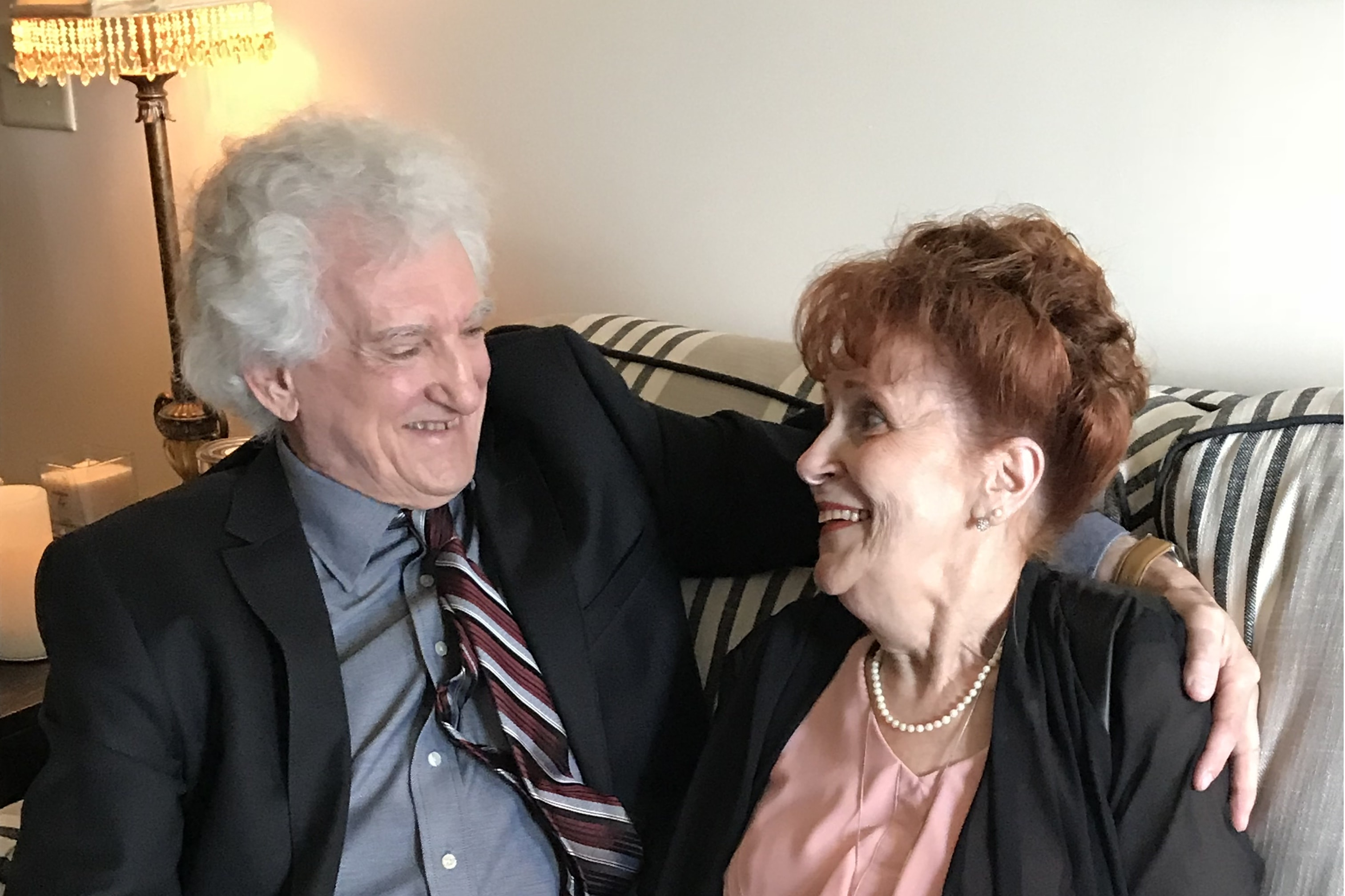 The Gift of Finding New Love at 80