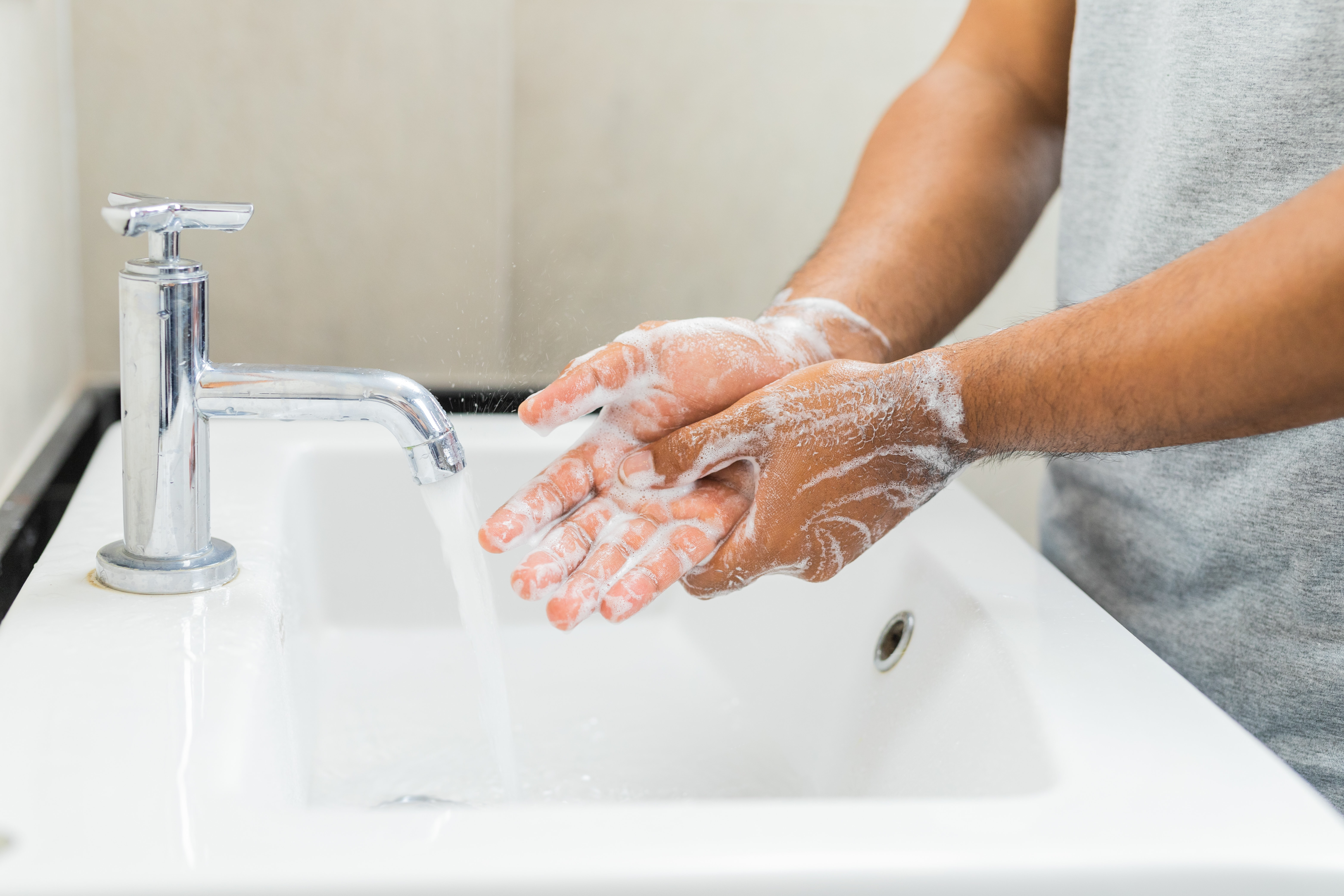Good handwashing practices: Protect yourself from coronavirus infection