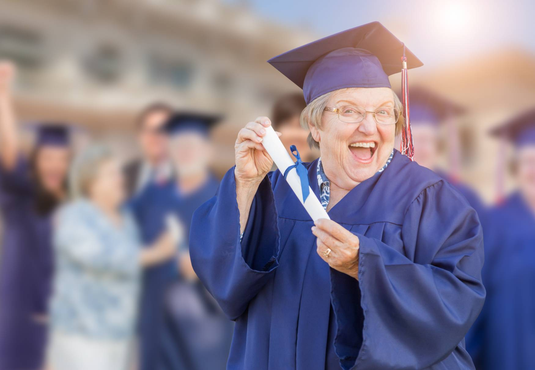 The importance of lifelong learning for seniors