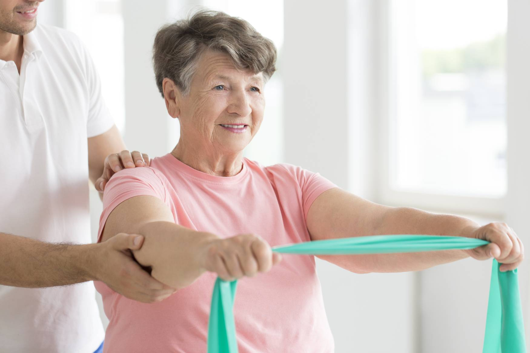 6 indoor exercises to keep seniors fit