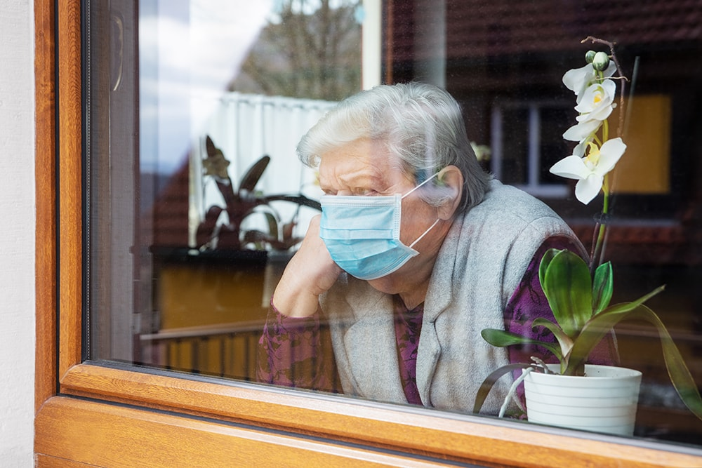 Pandemic health challenges solved by retirement living