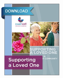 Supporting an Aging Parent