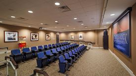 Large screening area at Chartwell Deerview Crossing Retirement Residence
