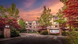 breathtaking exterior of Chartwell Langley Gardens Retirement Residence