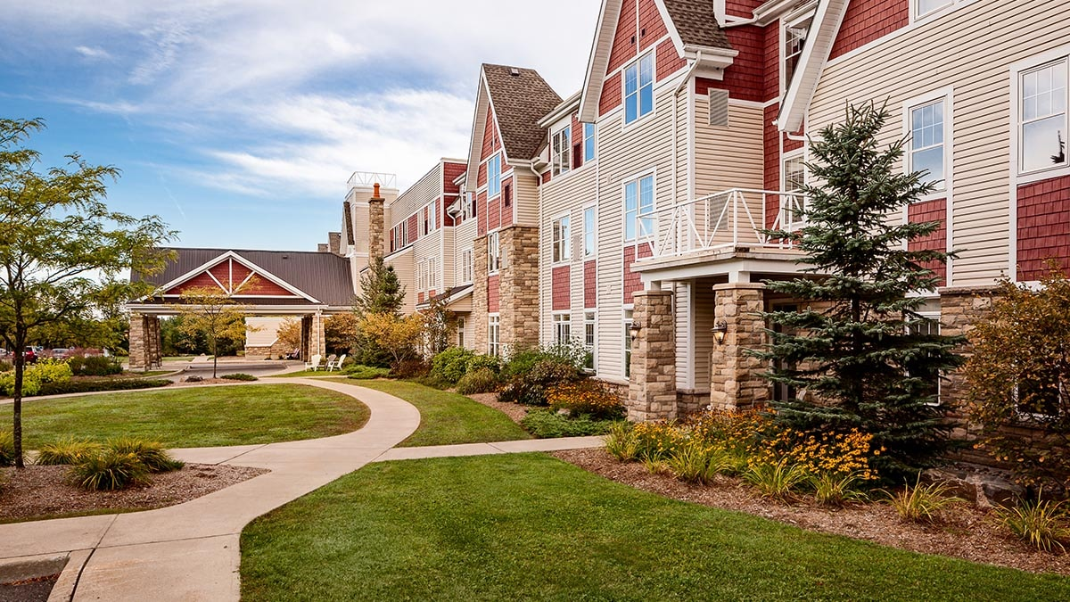 townhomes at Chartwell Muskoka Traditions Retirement Residence