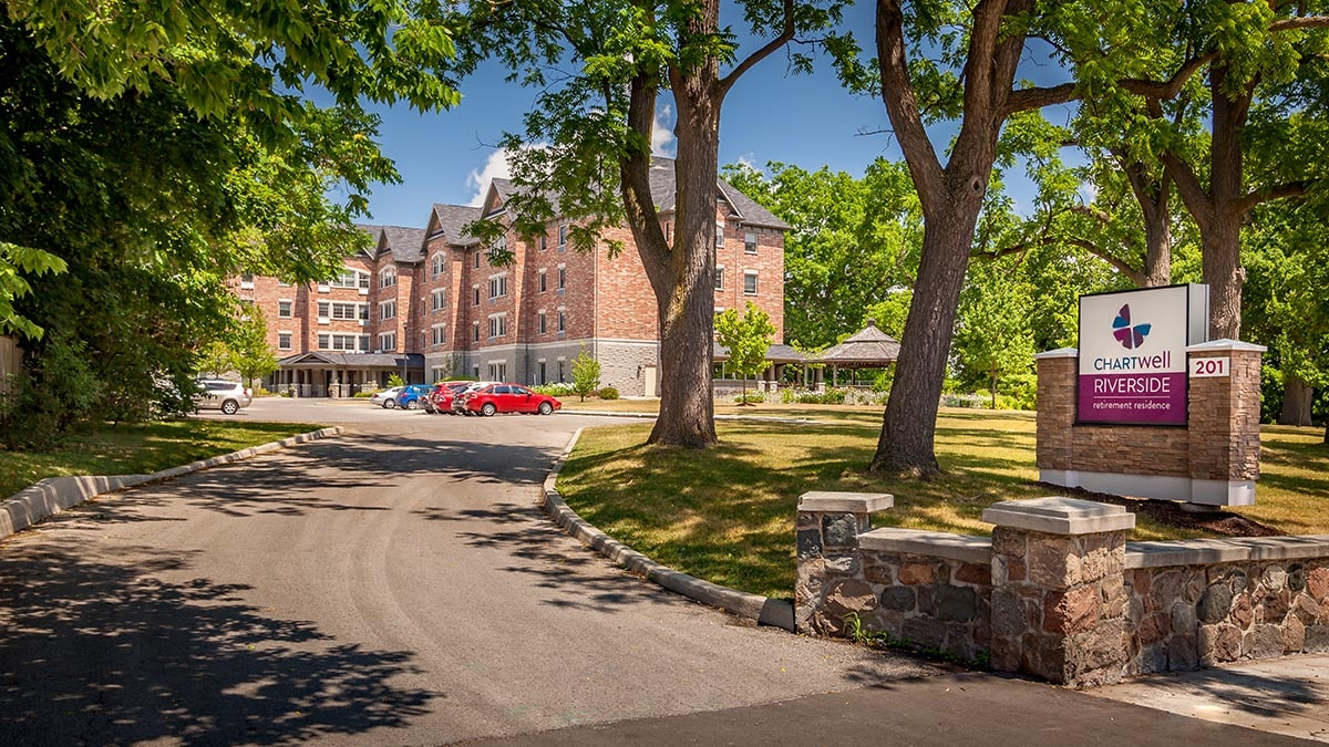 Chartwell Riverside Senior Townhomes