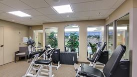 gym at Chartwell Rockcliffe Retirement Residence