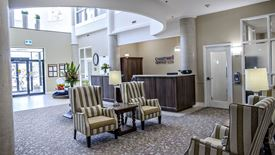 Front Desk at Chartwell Heritage Glen retirement residence