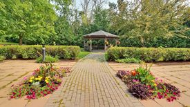 lovely exterior of Chartwell Stillwater Creek Retirement Residence