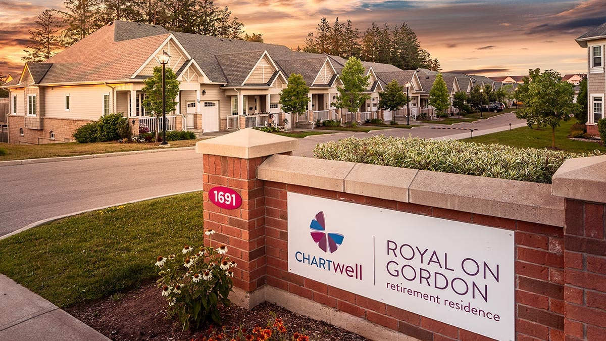 Chartwell Royal on Gordon Senior Townhomes